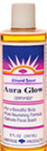 Aura Glow Skin Lotion Almond 16 oz, Heritage Products