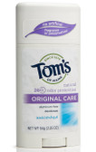 Original Care Deodorant Stick Unscented 2.25 oz, Tom's of Maine