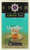 Moroccan Mint Green Tea 20 ct Stash Tea