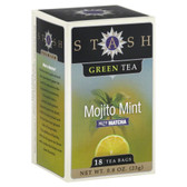 Mojito Mint Green Tea 18 ct Stash Tea