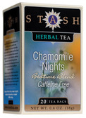 Chamomile Nights Bedtime Blend 20 ct Stash Tea