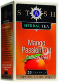 Mango Passionfruit Tea CF 20 ct Stash Tea