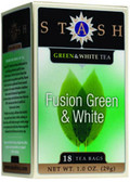 Fusion Green & White Tea 18 ct Stash Tea