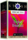 English Breakfast Tea Decaf 18 ct Stash Tea