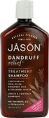 Jason Shampoo Dandruff Relief 12 oz, Dry, Itchy Scalp