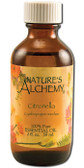 Citronella Oil 2 oz Nature's Alchemy
