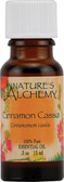 Essential Oil Cinnamon .5 oz Nature's Alchemy
