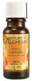 Essential Oil Lavender Bulgarian .5 oz Nature's Alchemy