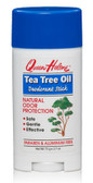 Tea Tree Oil Deodorant 1 pc, Queen Helene