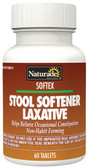Stool Softener Softex 60 Tabs Naturade
