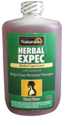 Herbal Expectorant Cherry 4.2 oz Naturade