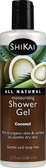 Moisturizing Shower Gel Coconut 12 oz Shikai, Soothe Dry Skin