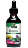 Burdock Root Extract 2 oz Nature's Answer, Acne, Bladder, Kidney