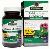 Echinacea Goldenseal 60 Caps Nature's Answer, Immune Support