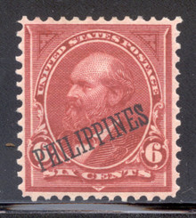 pi221g5. Philippines 221 unused, Original Gum, Very Fine. Excellent example of this Difficult stamp!