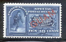 gme1f3. Guam E1a unused OG VF-XF. Dots in Frame Variety. Excellent Example of this Scarce Variety!