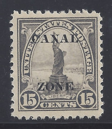 cz078c3. Canal Zone 78 Unused, LH, Fresh & VF-XF. Choice Jumbo!