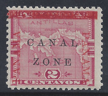 cz011e3. Canal Zone 11 unused OG Fresh & Very Fine. Attractive!