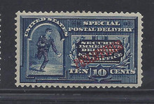pie1c6. Philippines Special Delivery stamp E1 unused OG VF-XF. Minor Defects. Lovely Appearance!