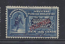 pie1d3. Philippines Special Delivery stamp E1 used Very Fine. Scarce and Attractive used example!
