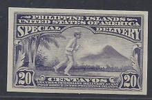 pie6b3. Philippines Special Delivery stamp E6 unused Never Hinged VF-XF. P.O. Fresh & Outstanding!