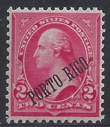 pr211c3. Puerto Rico 211 unused VLH Fresh & Very Fine. Outstanding Example!