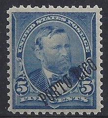 pr212c3. Puerto Rico 212 unused NH P.O. Fresh & VF-XF. Outstanding Stamp!