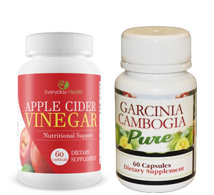 Weightloss Management Garcinia Apple Cider