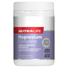 Nutra-Life Magnesium Complete NZ