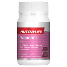 Nutra-Life Women's Multi One-a-Day NZ