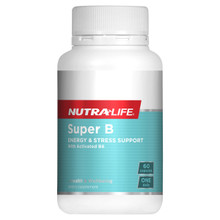 Nutra-Life Super B One a Day NZ