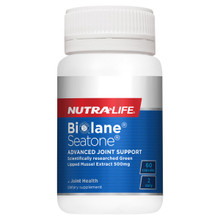 Nutra-Life Biolane Seatone - Green Lipped Mussel Extract 500mg