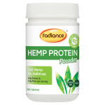 Radiance Hemp Protein Powder 280 grams  NZ