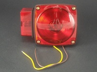 "Submersible Tail Light / Turn Signal Left Hand Over 80"" Light"