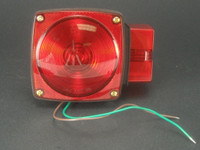 "Submersible  Tail Light / Turn Signal Right Hand Over 80"" Light"