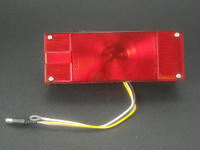 Low Profile Left Hand Tail Light / Turn Signal Trailer Light