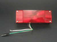 Low Profile Right Hand Tail Light / Turn Signal Trailer Light