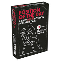 Position Of The Day Expert Playing Cards