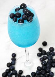 Blueberry wine slush mix
