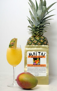 Mai Tai wine slush mix