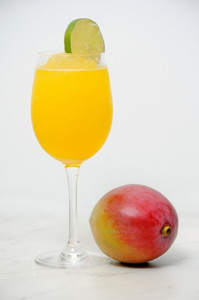 Peach Mango Bellini slush mix