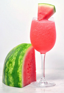 Watermelon wine slush mix