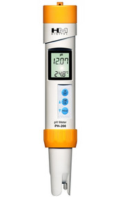 HM Digital Waterproof pH Meter