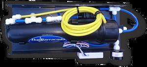 AquaFX Barracuda Glacial RO/DI System (100GPD) Top View