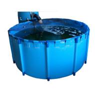 "Round Koi Pond Show Tank 98.4"" x 39.4"" (1297gal)"