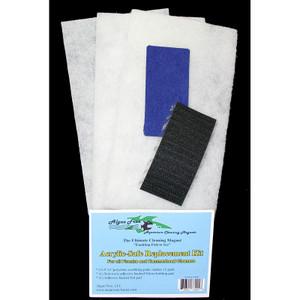 Acrylic Replacement Pad for Hammerhead/Piranha Algae Magnet