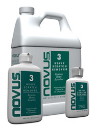 NOVUS No. 3 - Heavy Scratch Remover (8 oz.)