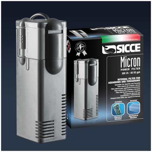 Sicce Micron Internal Filter (65 GPH)