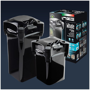 Sicce Whale 3 Canister Filter 350 (Up to 90 Gallons, 264 GPH)