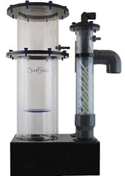 Bashsea Twisted Skimmer 6/24 with Sicce Syncra 4.0 Pump (Up to 150 Gallons)